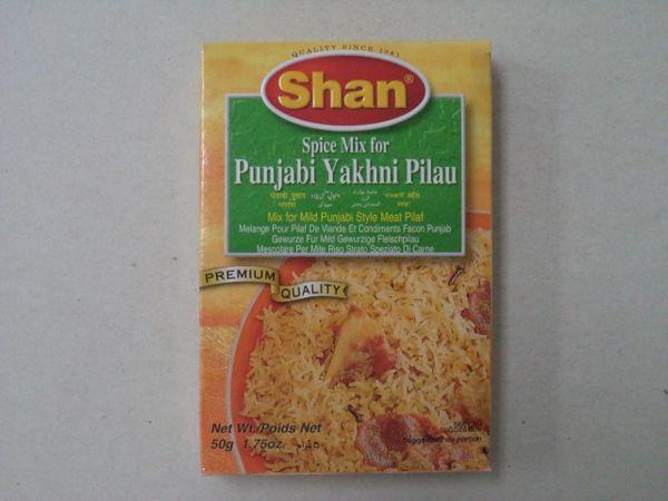 Punjabi Yakhni Pilau Shan 50 g