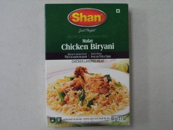 Chicken Biryani Shan 60 g