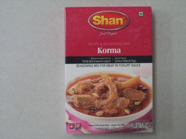 Korma Shan 50 g