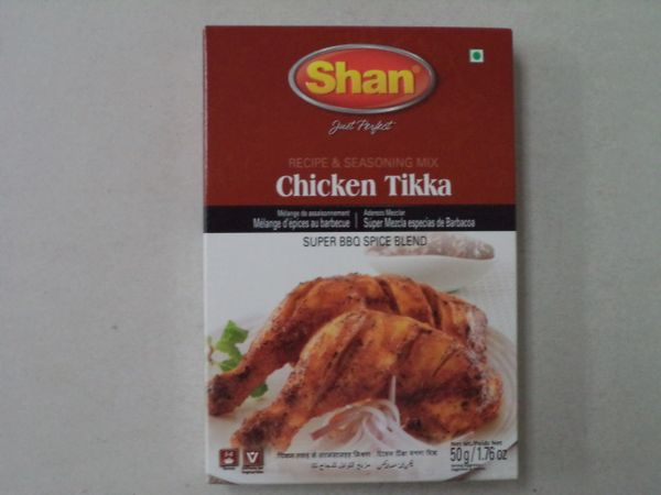 Chicken Tikka Shan 50 g