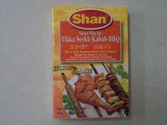 Tikka Seekh Kabab BBQ Shan 50 g