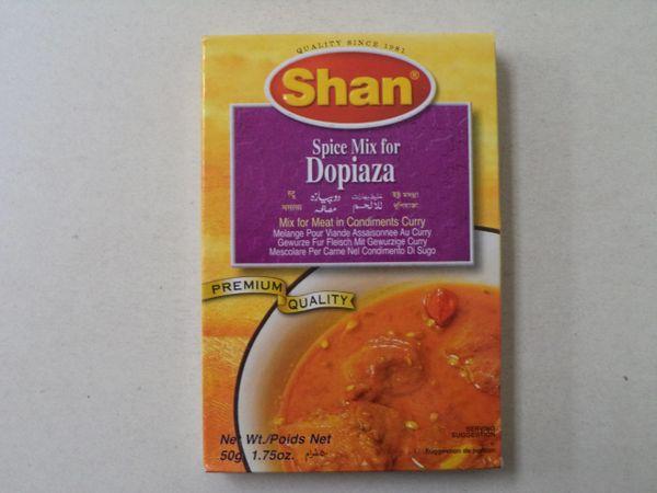 Dopiaza Shan 50 g