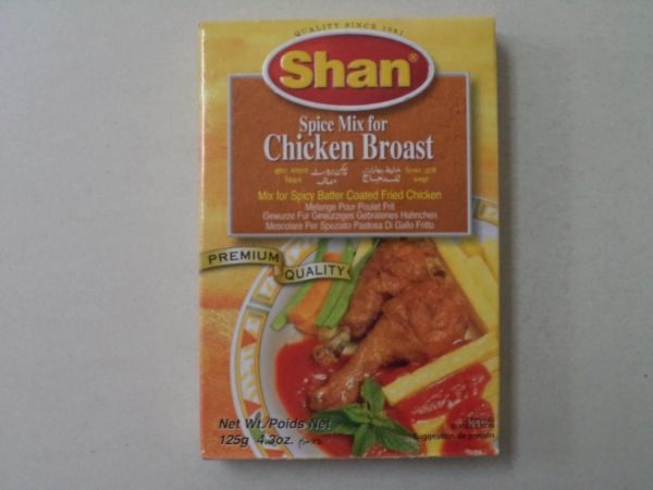 Chicken Broast Shan 125 g