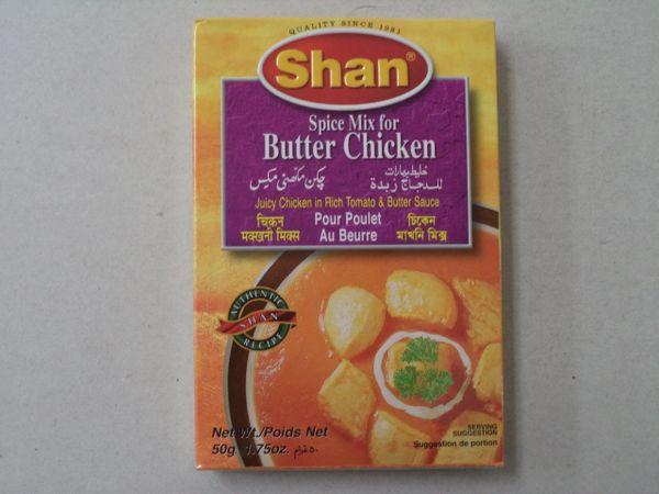 Butter Chicken Shan 50 g