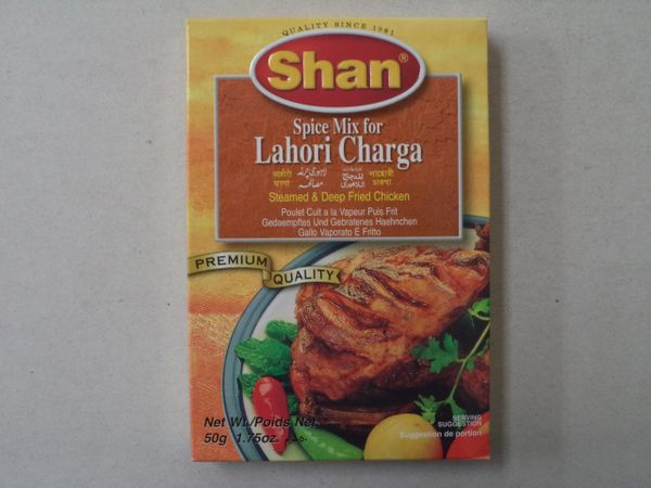 Lahori Charga Shan 50 g