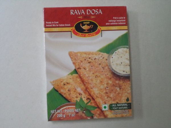 Rava Dosa Mix Deep 200 g