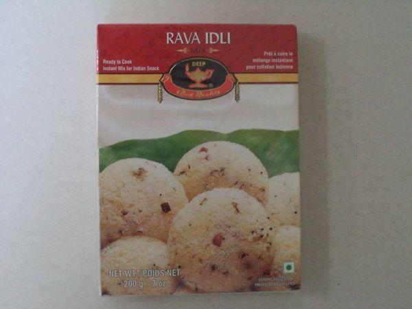 Rava Idli Mix Deep 200 g