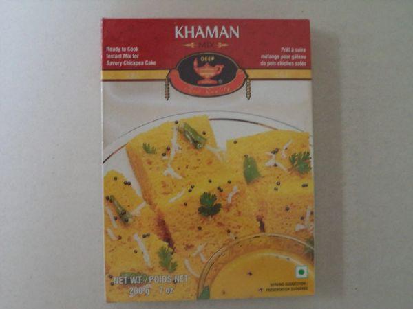 Khaman Mix Deep 200 g