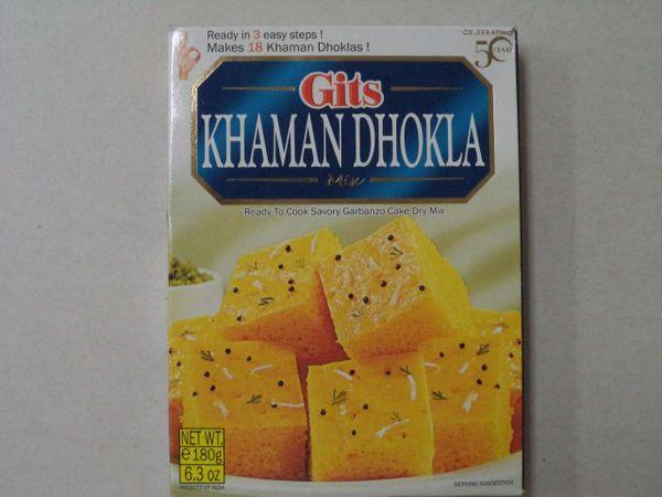 Khaman Dhokla Mix Gits 200 g