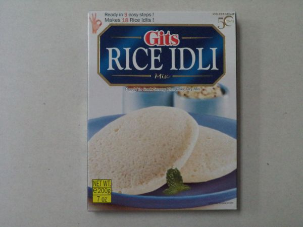 Rice Idli Mix Gits 200 g
