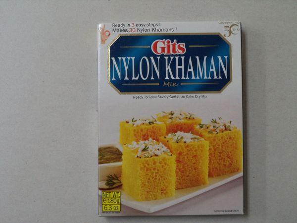Nylon Khaman Mix Gits
