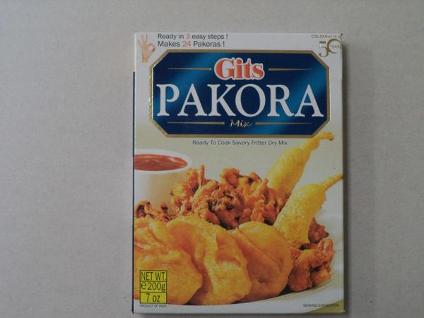 Pakora Mix Gits 200 g