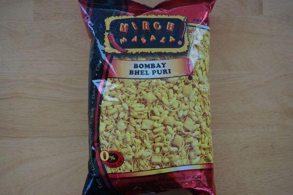 Bombay Bhel Puri, MM, Deep, 12 Oz