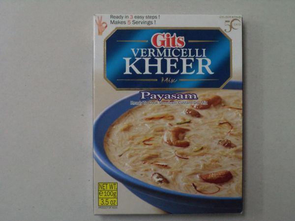 Vermicelli Kheer Mix Gits 100 g