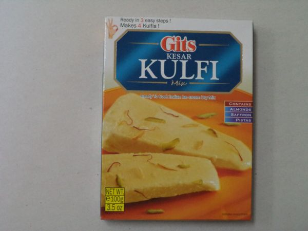 Kesar Kulfi Mix Gits 100 g