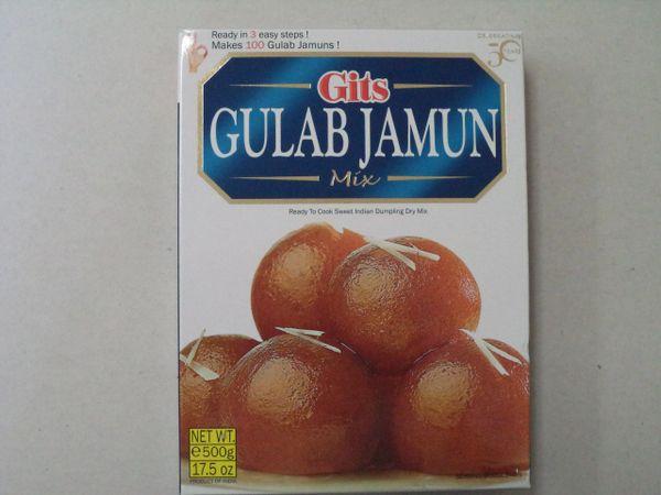 Gulab Jamun Mix Gits 500 g