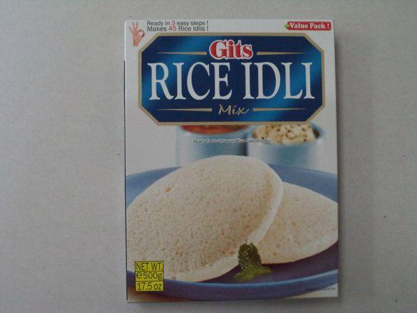 Rice Idli Mix Gits 500 g