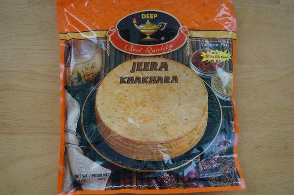 Jeera Khakhara, Deep, 200 G