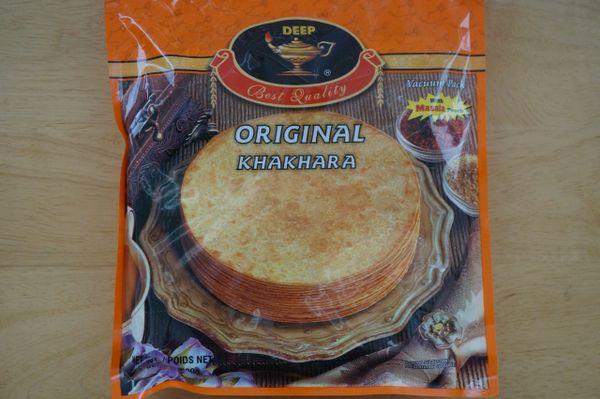 Original Khakhara, Deep, 200 g