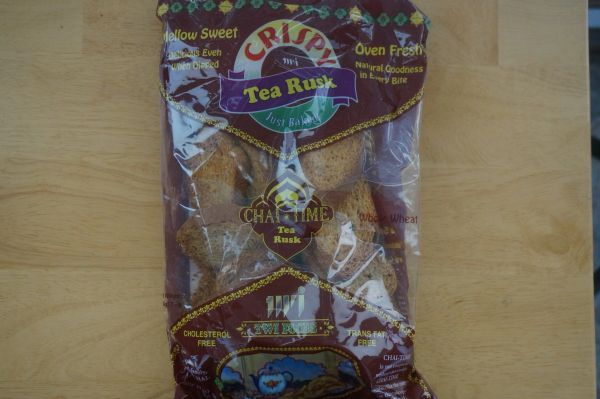 Tea Rusk (Whole Wheat), TWI