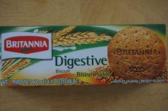 Digestive Biscuit, Britannia, 400 G
