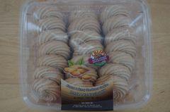 Almond & Honey Shortbread Cookies, TWI, 350 G
