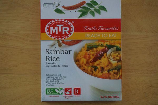 Sambar Rice, MTR, 300 G