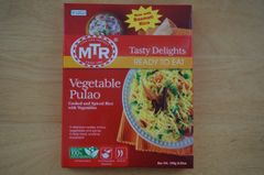 Vegetable Pulao, MTR, 250 G