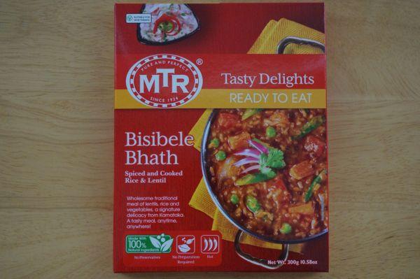 Bisibele Bhath, MTR, 300 G