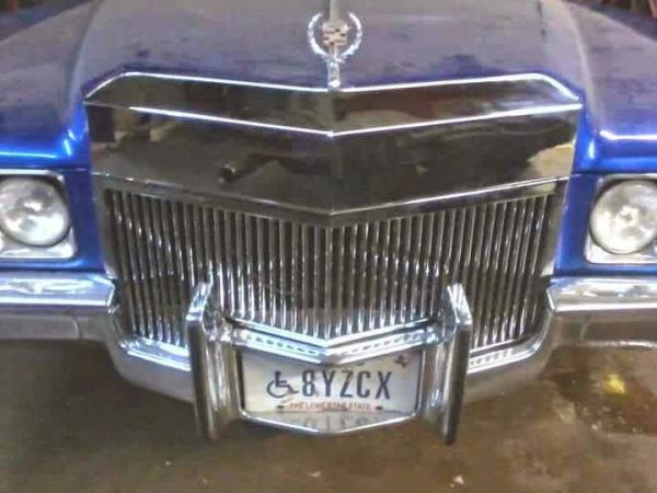 custom 2 pc grill 1970 to 1972 cadillac el dorado pc grill 1970 to 1972 cadillac el dorado