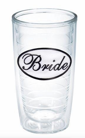 Bride Tervis Tumbler