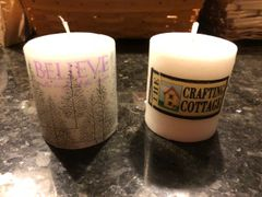 Crafting Custom-Designed Candles