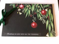 Christmas Is Love - Mini Album Workshop