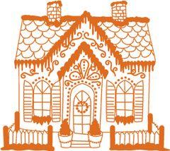 Gingerbread House Themed Mini-Album