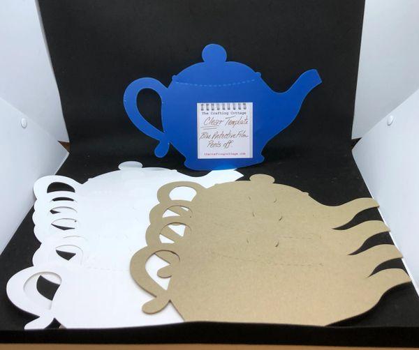 Tea Pot Album Kit