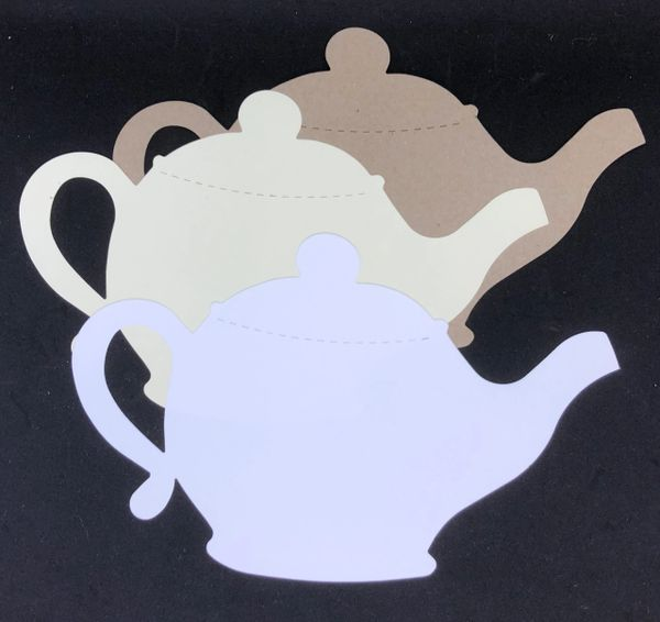 Teapot Pages A La Carte