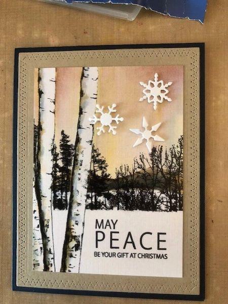 Christmas Card & Tag-A-Thon Event