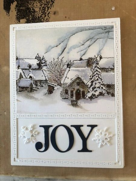 November 20th Christmas Card & Tag-A-Thon Event