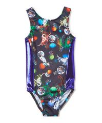 Girls Love Space Perfect Fit Leotard