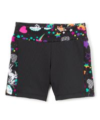 Unicorn love bike short