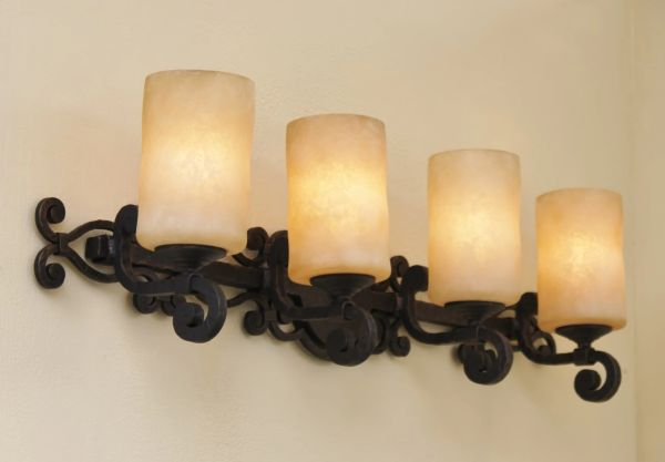 Tuscan Style Ceiling Light Fixtures