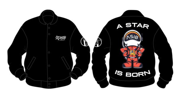 SpaceMan jacket