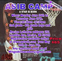 ASIB BASKETBALL CAMP