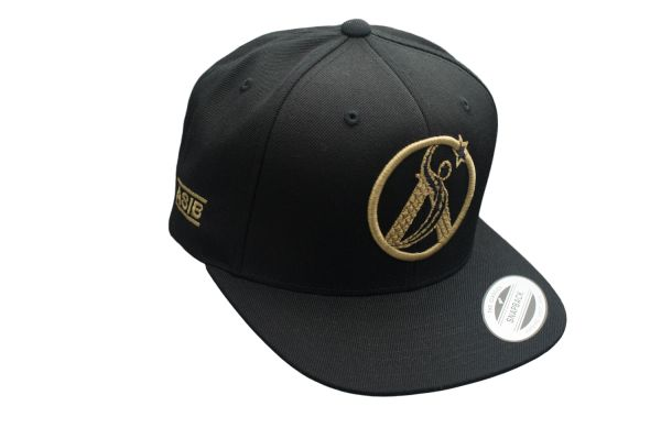 ASIB BLACK/GOLD LOGO HAT