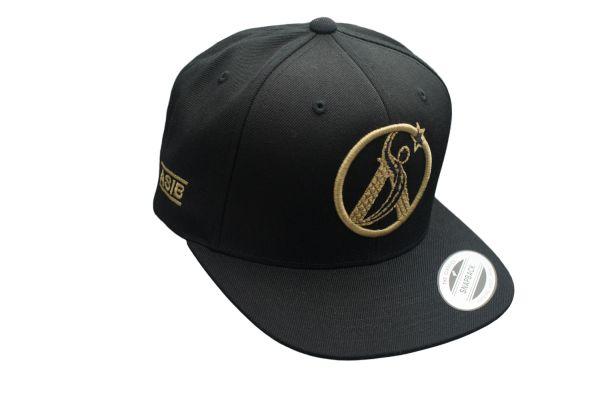 ASIB BLACK/GOLD LOGO HAT