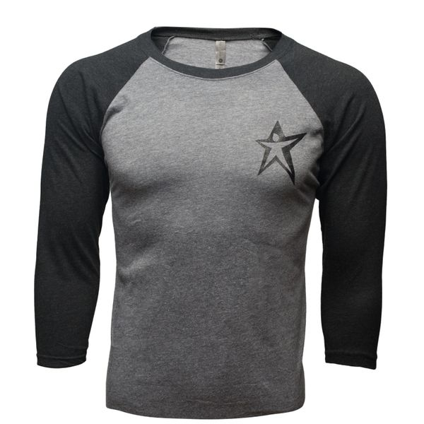 A STAR IS BORN (BASEBALL TEE)