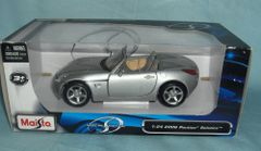 PLYMOUTH PRONTO SPYDER Diecast Collectible Model Car 1:24 Scale Maisto