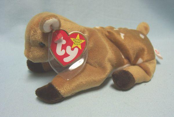 BEANIE BABIES: Ty Beanie Babies Collectible Cuddly Plush Animals