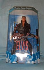 "ELVIS PRESLEY DOLLS: Collectible Poseable 12"" ELVIS DOLL Collector's Limited Edition 1998 Mattel"