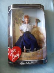 COLLECTIBLE BARBIE DOLLS: I LOVE LUCY DOLL Barbie Collectible Doll Mattel - LUCY'S ITALIAN MOVIE